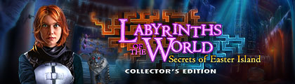 Labyrinths of the World: Secrets of Easter Island Collector's Edition screenshot