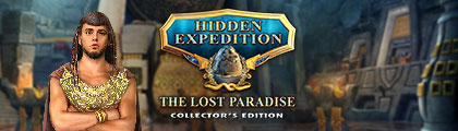 Hidden Expedition: The Lost Paradise Collector's Edition screenshot
