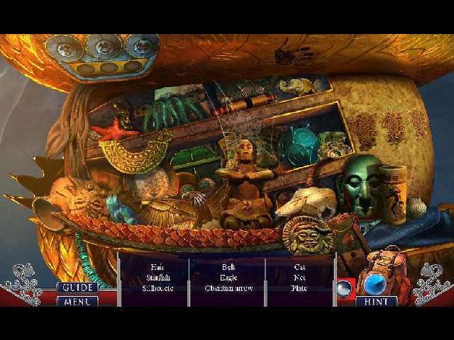 Hidden Expedition: The Lost Paradise Collector's Edition large screenshot