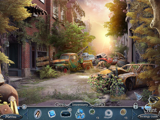 Surface: Virtual Detective large screenshot