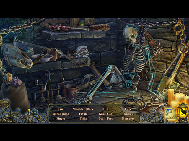 Dark Tales Edgar Allan Poe's The Raven Collector's Edition large screenshot