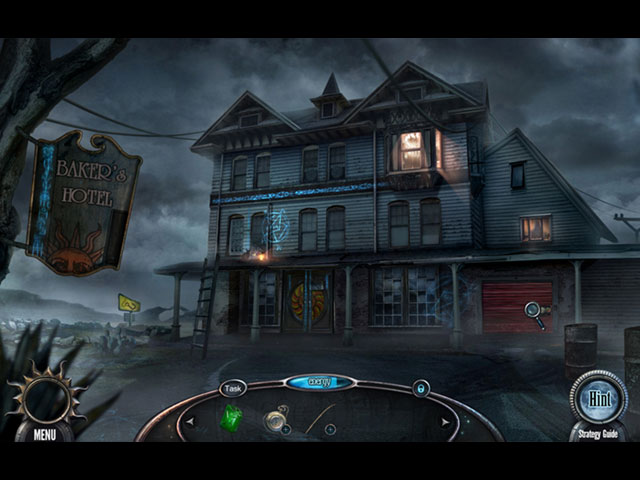 Haunted Hotel: The Thirteenth Collector's Edition large screenshot