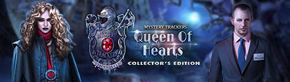 Mystery Trackers: Queen of Hearts Collector's Edition screenshot