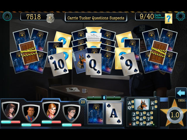 Wedding Gone Wrong - Solitaire Murder Mystery large screenshot
