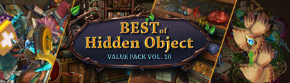 Best of Hidden Object Value Pack Vol. 10 screenshot