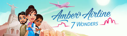 Amber's Airline - 7 Wonders screenshot