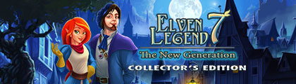 Elven Legend 7 - The New Generation - Collector's Edition screenshot