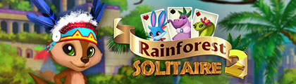 Rainforest Solitaire 2 screenshot