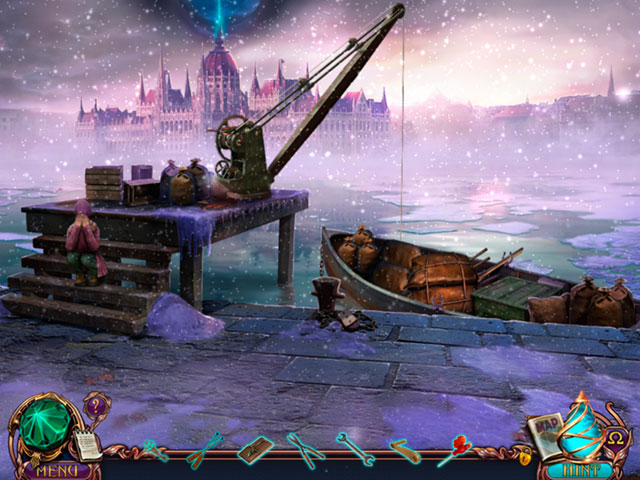 Haunted Train: Clashing Worlds large screenshot