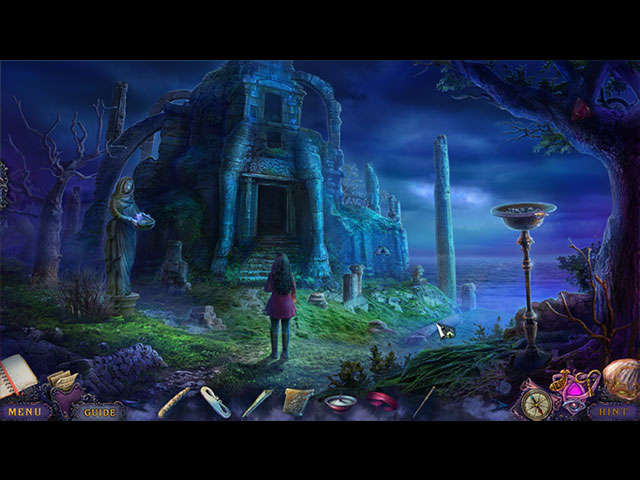 Whispered Secrets: Song of Sorrow Collector's Edition large screenshot