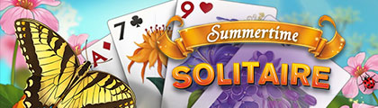 Summertime Solitaire screenshot