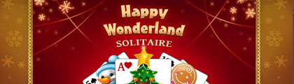 Happy Wonderland Solitaire screenshot