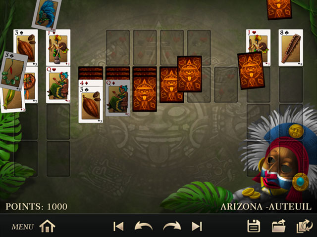 Solitaire 330 Deluxe large screenshot
