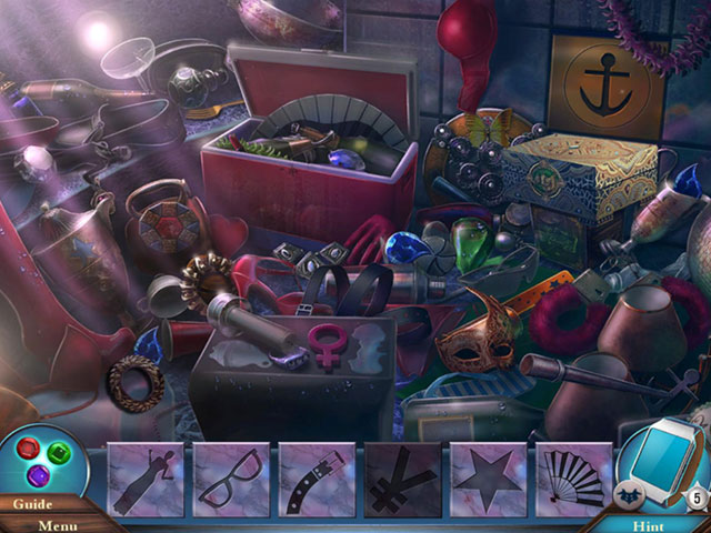 Dead Reckoning: Death Between the Lines Collector's Edition large screenshot