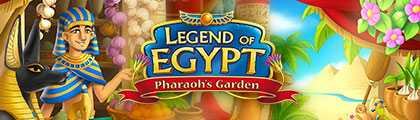 Legends of Egypt - Pharaohs Garden screenshot