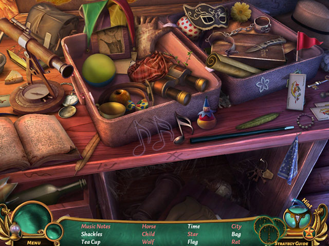 Queen Quest 5 Collector's Edition large screenshot