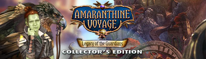 Amaranthine Voyage: Legacy of the Guardians Collector's Edition screenshot