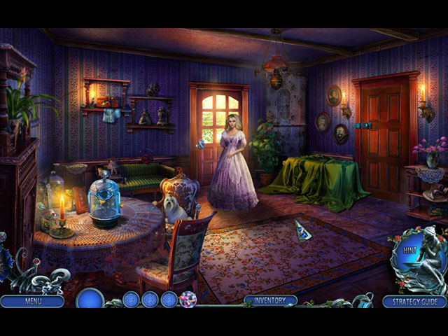 Dark Romance: Curse of Bluebeard Collector's Edition large screenshot