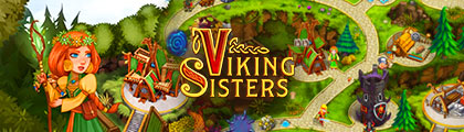 Viking Sisters screenshot