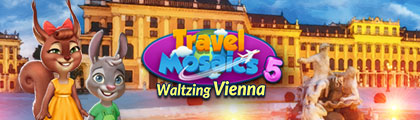 Travel Mosaics 5: Waltzing Vienna screenshot