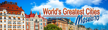World's Greatest Cities Mosaics 10 screenshot
