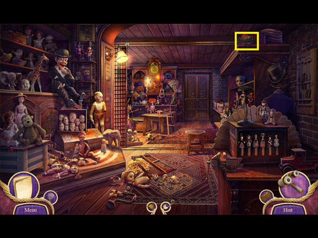 Danse Macabre: Ominous Obsession Collector's Edition large screenshot