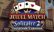 Jewel Match Solitaire 2 - Collector's Edition