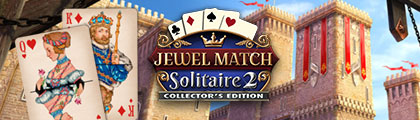 Jewel Match Solitaire 2 - Collector's Edition screenshot