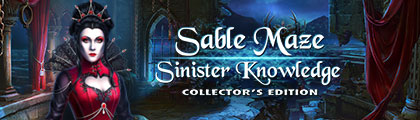 Sable Maze: Sinister Knowledge Collector's Edition screenshot