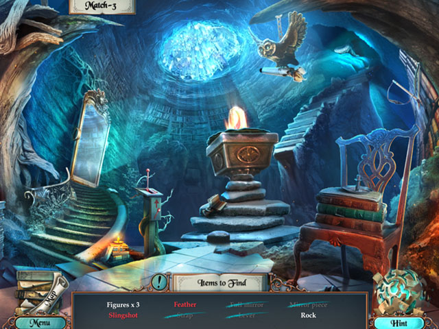 Sable Maze: Sinister Knowledge Collector's Edition large screenshot