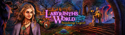 Labyrinths of the World: Stonehenge Legend screenshot