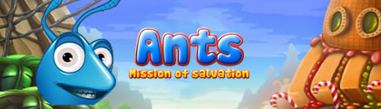 Ants! Mission of the Salvation screenshot