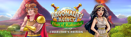 Argonauts - Chair of Hephaestus Collectors Edition screenshot