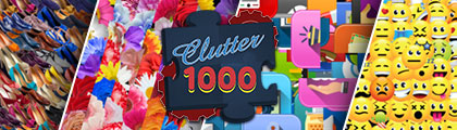 Clutter 1000 screenshot