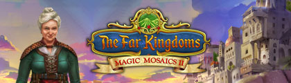 The Far Kingdoms: Magic Mosaics 2 screenshot