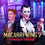 Macabre Ring - Mysterious Puppeteer