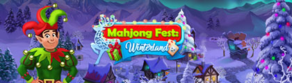 Mahjong Fest: Winter Wonderland screenshot