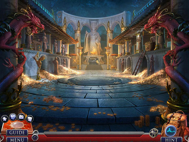 Hidden Expedition: The Eternal Emperor Collector's Edition large screenshot