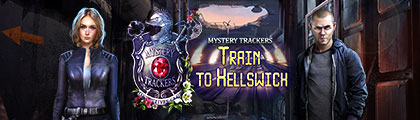 Mystery Trackers: Train to Hellswich screenshot