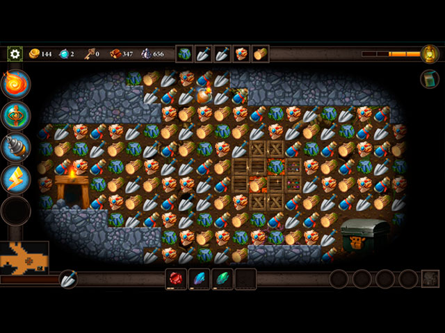 SpelunKing - The Mine Match large screenshot