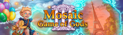 Mosaic: Game of Gods III screenshot