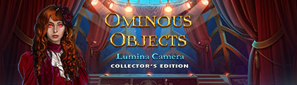 Ominous Objects: Lumina Camera Collector's Edition screenshot