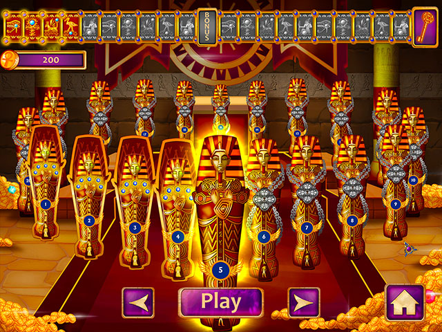 Ancient Stories: Gods of Egypt large screenshot