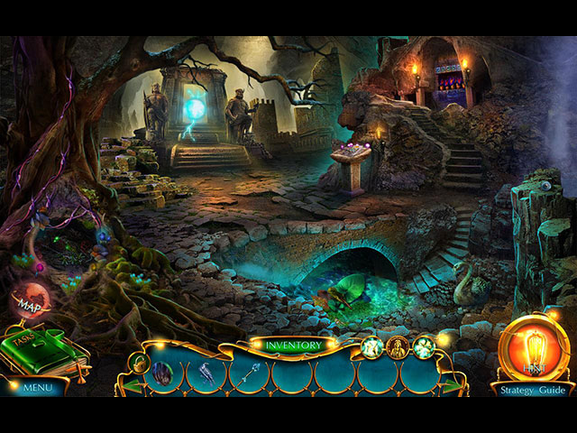 Labyrinths of the World: Stonehenge Legend Collector's Edition large screenshot
