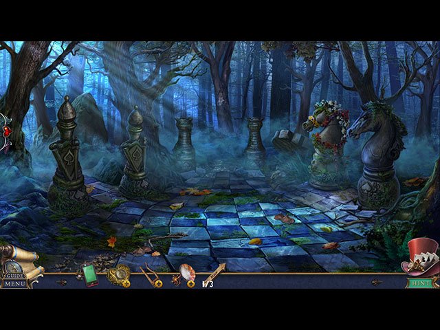 Bridge to Another World: Alice in Shadowland Collector's Edition large screenshot