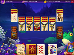 Wizards Quest Solitaire thumb 2