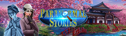 Paranormal Stories screenshot