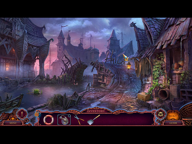 League of Light: The Gatherer Collector's Edition large screenshot