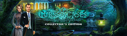 Cursed Cases: Murder at the Maybard Estate Collector's Edition screenshot