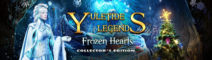 Yuletide Legends: Frozen Hearts Collector's Edition screenshot